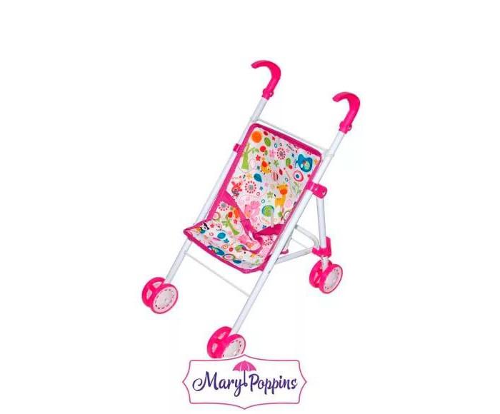 Коляски для кукол Mary Poppins Фантазия складная 67325