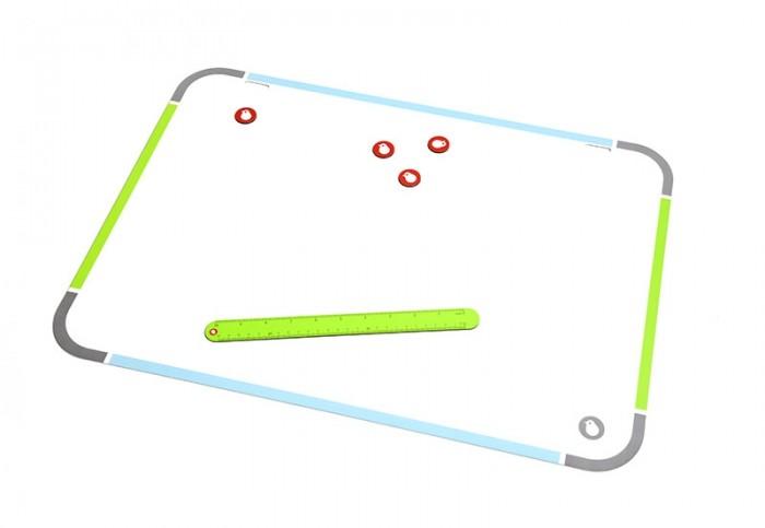 Детская мебель , Аксессуары для мебели TCT Nanotec Магнитная накладка (доска) для рисования 60х42 арт: 313099 -  Аксессуары для мебели
