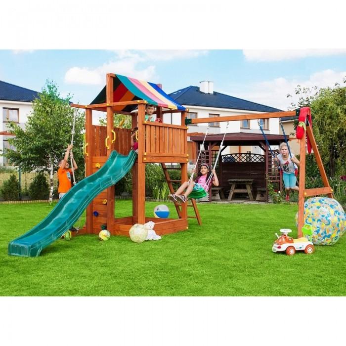 Летние товары , Игровые комплексы Paremo Игровой набор для детской площадки PS217-07 арт: 313189 -  Игровые комплексы