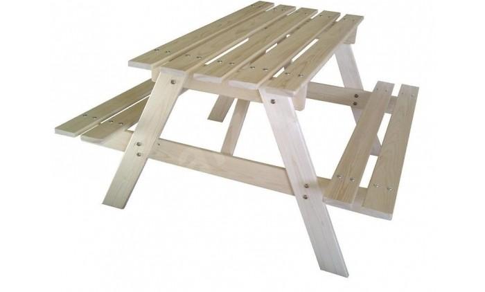 Детские столы и стулья Paremo Детский стол-пикник