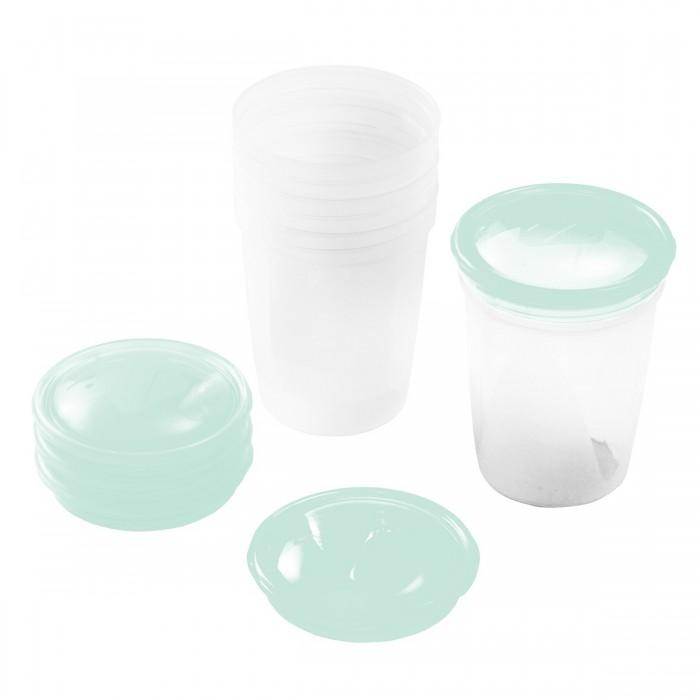 Фото - Контейнеры BabyOno Емкость для хранения молока 4 шт контейнеры babyono пакеты для хранения грудного молока и вкладыши для груди natural nursing