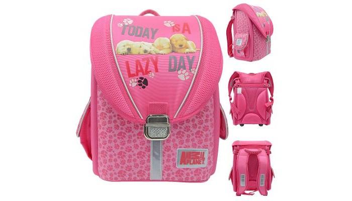 Школьные рюкзаки Action Рюкзак Animal planet для девочки