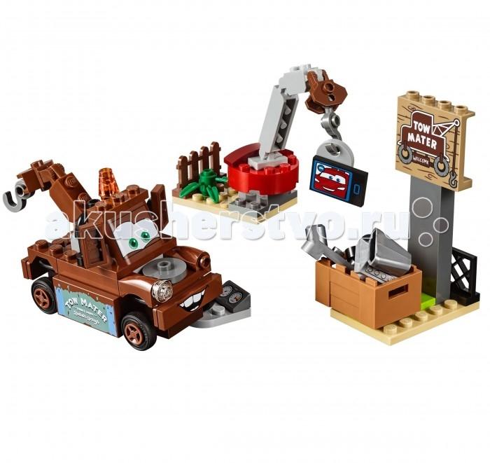 Lego Lego Джуниорс Свалка Мэтра 62 элемента lego juniors 10733 лего джуниорс тачки свалка мэтра