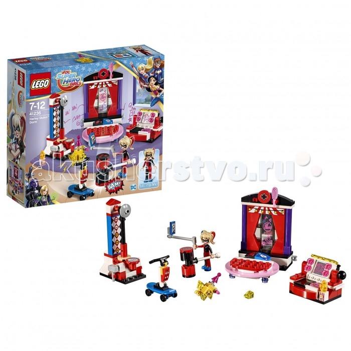 Lego Lego Супергёрлз Бэтгёрл Дом Харли Квинн 176 элементов lego конструктор подружки спортивный лагерь дом на дереве