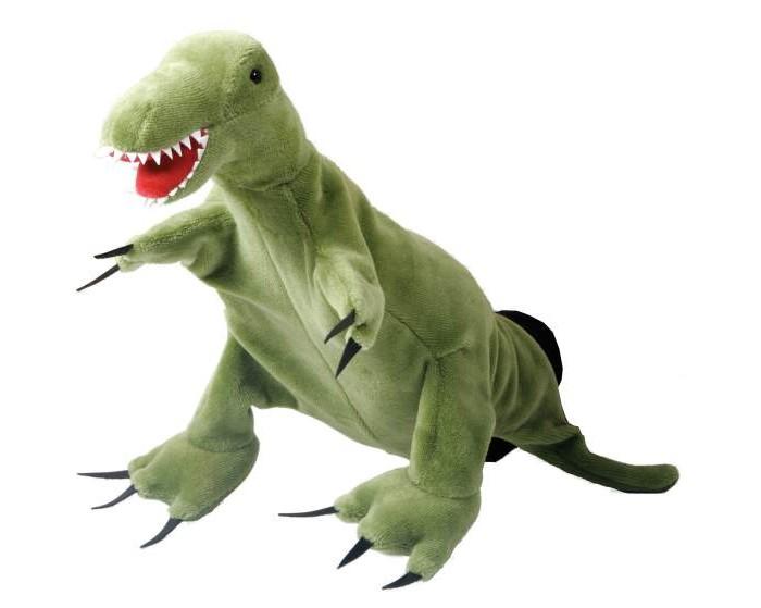 Ролевые игры Beleduc Кукла на руку Динозавр Т-Rex кукла на руку русский стиль