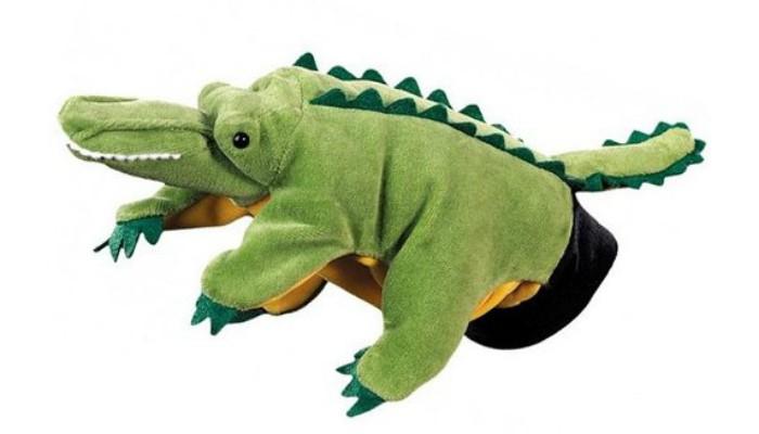 Ролевые игры Beleduc Кукла на руку Крокодил ролевые игры beleduc кукла на руку петух 40102