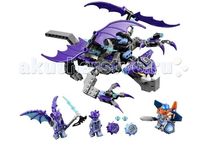 Конструктор Lego Нексо Летающая Горгулья 318 элементов