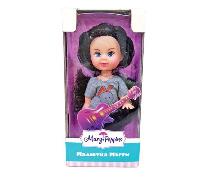 Куклы и одежда для кукол Mary Poppins Кукла Мегги музыкант куклы mary poppins кукла функциональная 30см