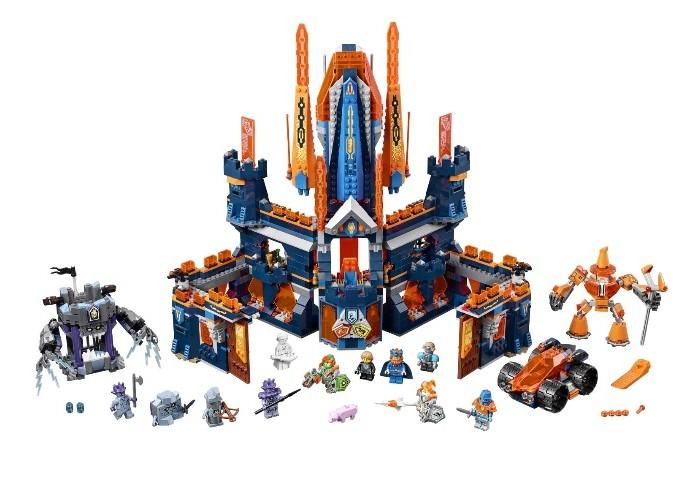 Lego Lego Нексо Королевский замок Найтон 1426 элементов