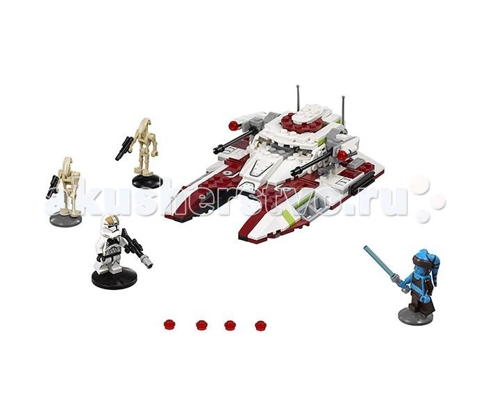 Lego Lego Звездные войны Боевой танк Республики 305 элементов а1471хx lego игровой коврик звездные войны