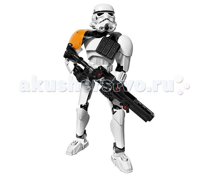 Lego Lego Звездные войны Командир штурмовиков 100 элементов конструктор lego constraction star wars командир штурмовиков 75531