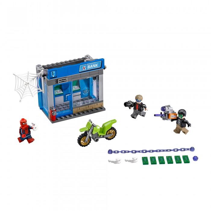 Lego Lego Супер Герои Ограбление банкомата 185 элементов ritesh patel and rajnikant patel brand management in retail banking