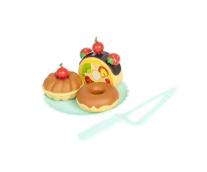 Ролевые игры Mary Poppins Набор пирожных 453047 мягкова н ред колобок