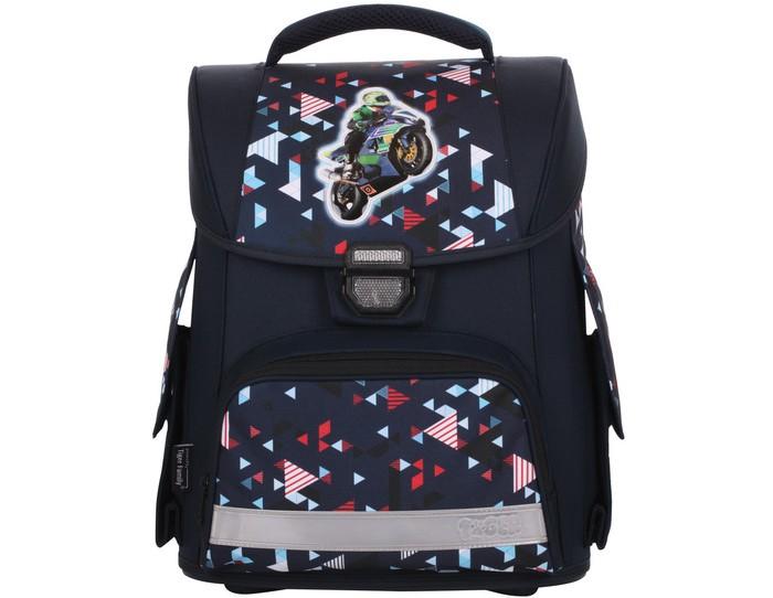 Школьные рюкзаки Tiger Enterprise Ранец школьный Cosmic Collection Glowing Motor
