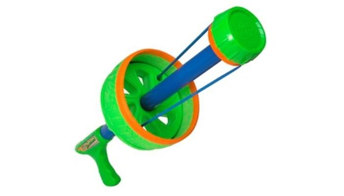 Игрушечное оружие Zing Игрушечный Кольцемет Циклон бластер zing ztek crossbow as957