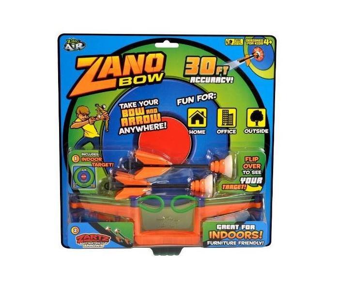 Игрушечное оружие Zing Игрушечное оружие Лук Air Zano Bow zing air huntress z bow