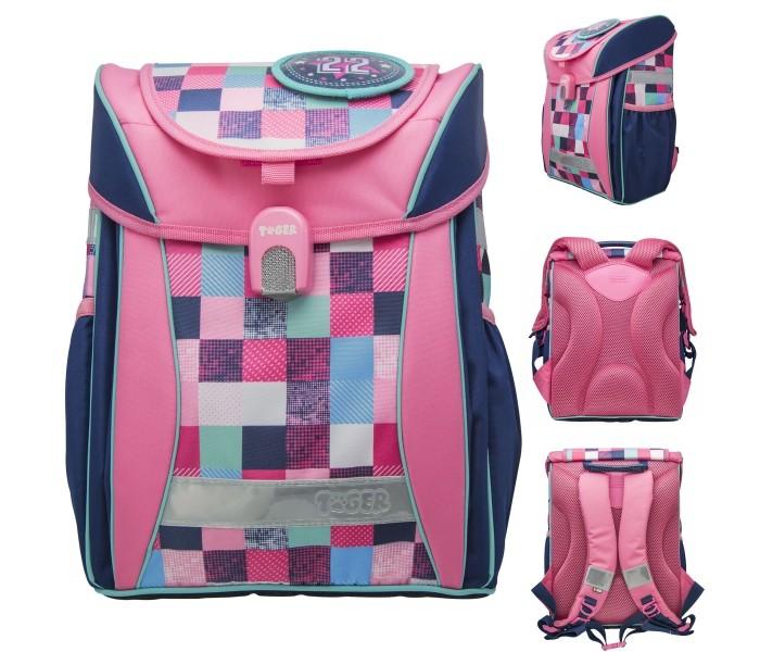 Школьные рюкзаки Tiger Enterprise Ранец школьный Joy Collection All Star 22