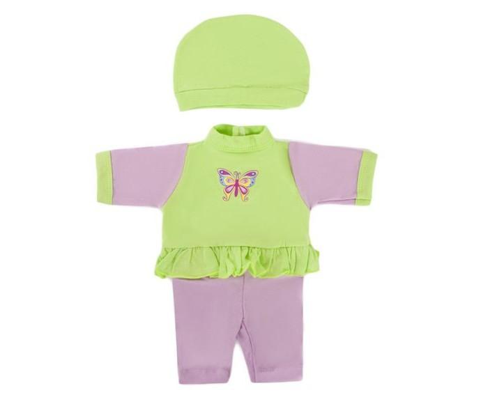 Куклы и одежда для кукол Mary Poppins Одежда для куклы Комбинезон с шапочкой Бабочка одежда
