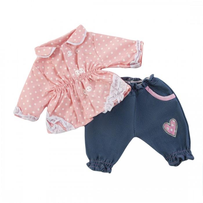 Куклы и одежда для кукол Mary Poppins Одежда для куклы Кофточка и штанишки 452029