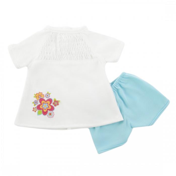 Куклы и одежда для кукол Mary Poppins Одежда для куклы Кофточка и штанишки 452077 футболочка и штанишки для куклы mary poppins