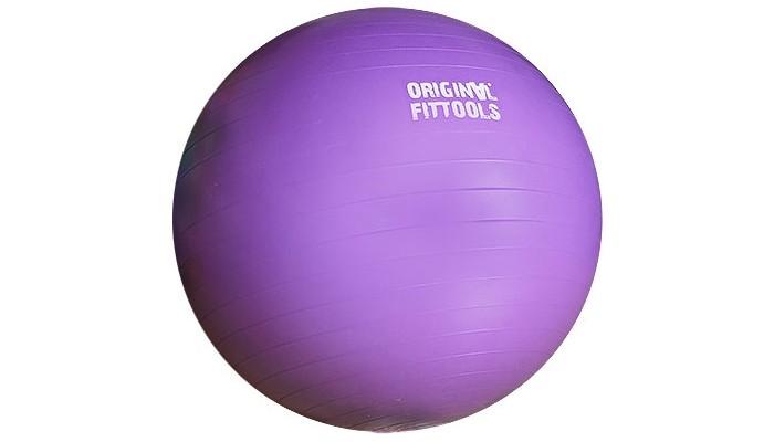 Мячи Original FitTools Гимнастический мяч 75 см FT-GBR-75  цена и фото