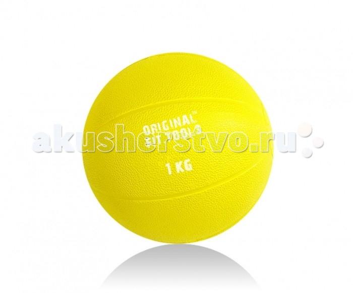 Летние товары , Спортивный инвентарь Original FitTools Тренировочный мяч 1 кг арт: 315844 -  Спортивный инвентарь