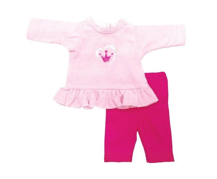 Куклы и одежда для кукол Mary Poppins Одежда для куклы Туника и легинсы Корона