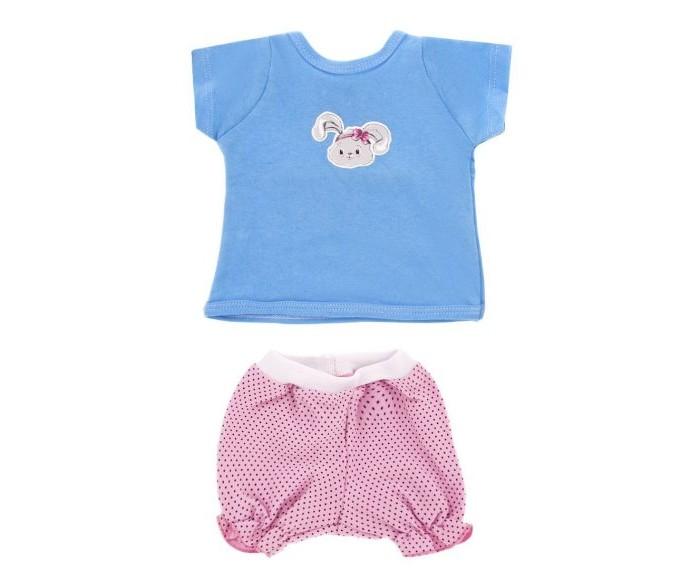 Куклы и одежда для кукол Mary Poppins Одежда для куклы Футболка и шорты Зайка