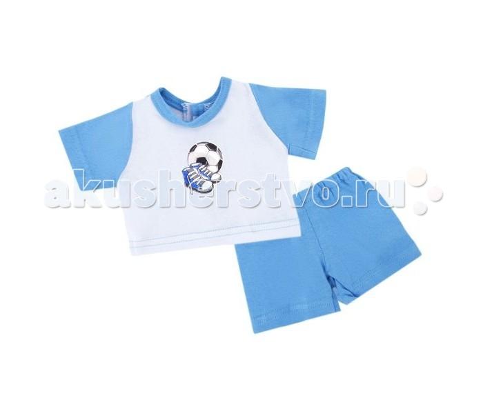 Куклы и одежда для кукол Mary Poppins Одежда для куклы Футболка и шорты Спорт