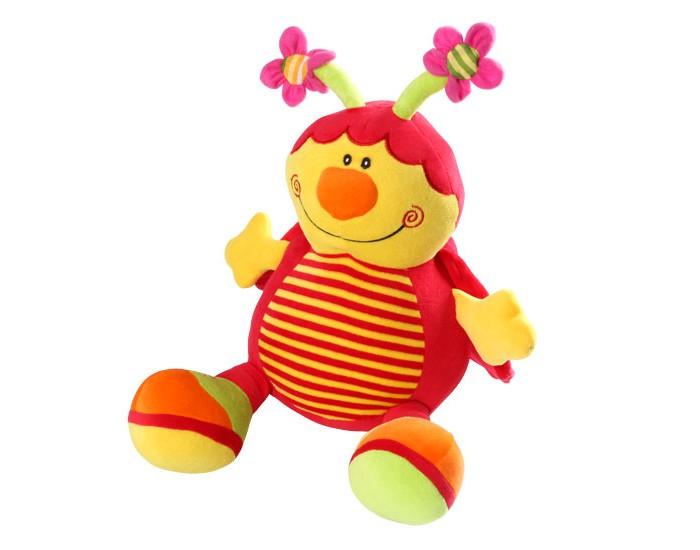 Мягкие игрушки BabyOno Божья Коровка мягкие игрушки lilliputiens божья коровка лиза