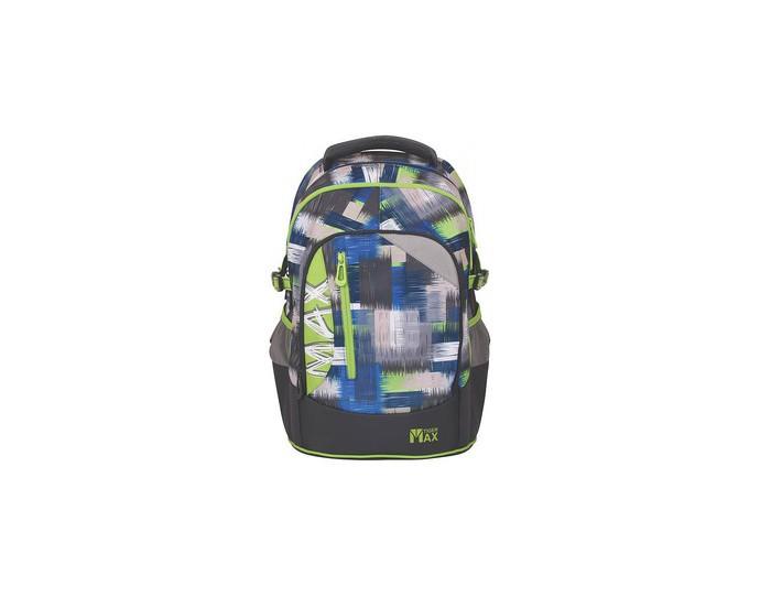 Школьные рюкзаки Tiger Enterprise Рюкзак Max Lime Grunge школьные рюкзаки zipit рюкзак grillz backracks