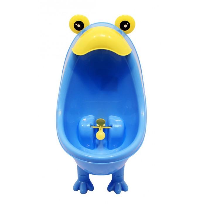 Горшки ROXY Писсуар для мальчиков с прицелом писсуар roxy kids для мальчиков с прицелом лягушка оранжево голубой