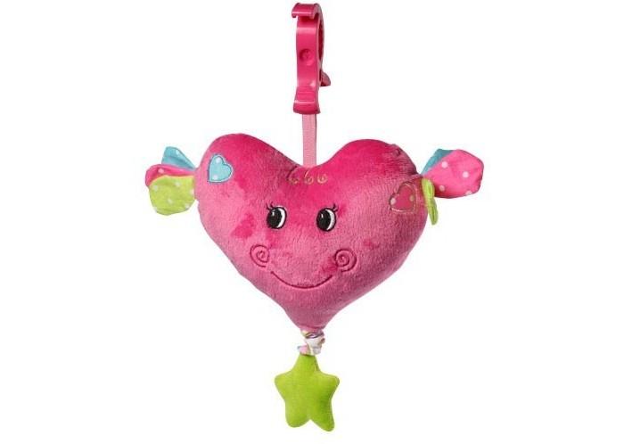 Подвесные игрушки BabyOno Сердце подвесные игрушки babyono музыкальная игрушка собачка вельвет