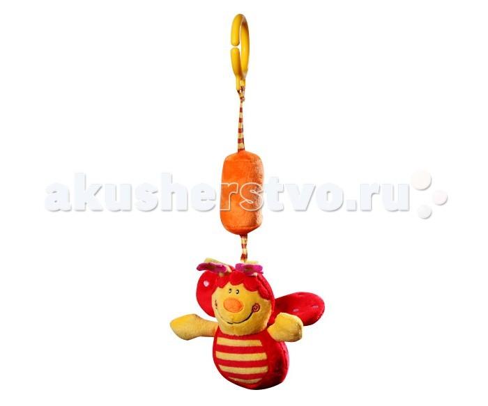 Подвесные игрушки BabyOno Божья коровка babyono развивающая игрушка гимнастика малыша