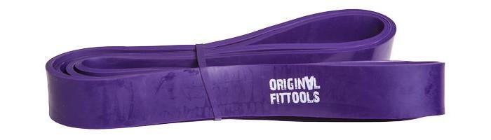 Спортивный инвентарь Original FitTools Эспандер ленточный 2080х32х10 мм спортивный инвентарь original fittools эспандер для ног с регулируемым сопротивлением