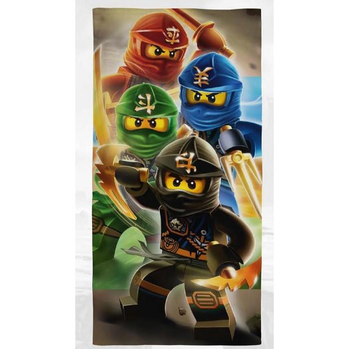 Купание малыша , Полотенца Lego Полотенце Ninjago Quadrant 70х140 арт: 317084 -  Полотенца