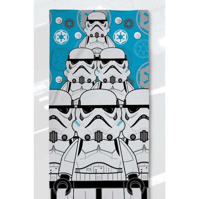 Купание малыша , Полотенца Lego Полотенце Star wars pyramide 70х140 арт: 317099 -  Полотенца