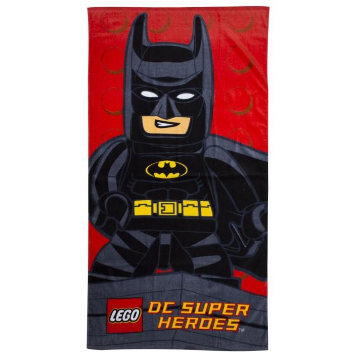 Купание малыша , Полотенца Lego Полотенце DC Heroes Kapow 70х140 арт: 317109 -  Полотенца