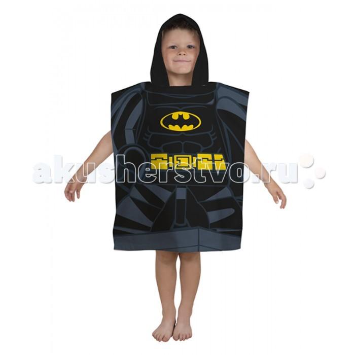 Купание малыша , Полотенца Lego Пончо DC Superheroes арт: 317134 -  Полотенца