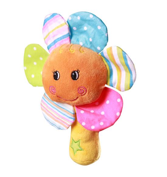 Погремушки BabyOno Цветок погремушки стеллар цветок