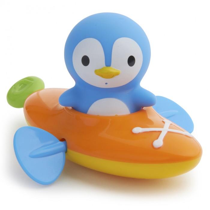 Игрушки для ванны Munchkin Игрушка для ванны Пингвин в лодке игрушки для ванны munchkin игрушка для ванны пингвин в лодке