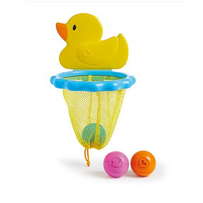 Купание малыша , Игрушки для ванны Munchkin Игрушка для ванны Баскетбол Утка арт: 317874 -  Игрушки для ванны