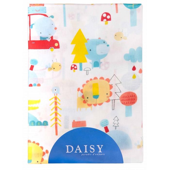 Простыни Daisy Простыня на резинке Машинки 60х120 простыни daisy простыня на резинке мультяшки 60х120