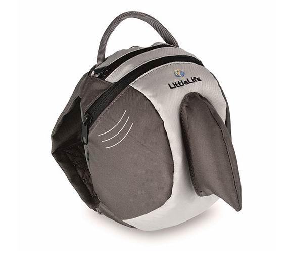 Сумки для детей LittleLife Рюкзак с поводком Акула поводок безопасности для ребенка