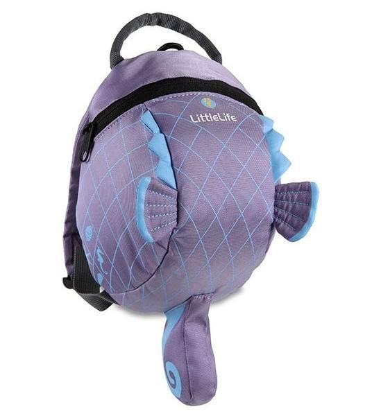LittleLife Рюкзак с поводком Морской конек