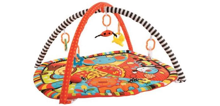 Купить Развивающие коврики, Развивающий коврик Жирафики Ушастики