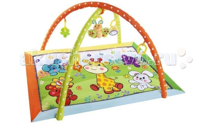 Развивающие коврики Жирафики Жирафик и друзья fairy сумка для пеленок и подгузников жирафик