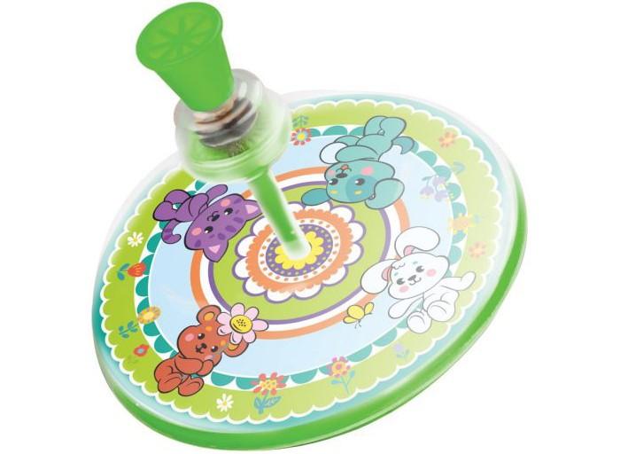 Развивающие игрушки Жирафики Юла Лето жирафики игрушка жирафики юла цирк