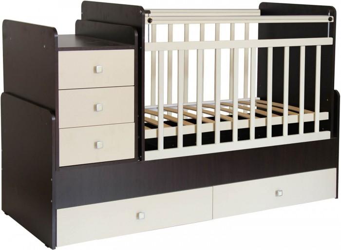 Купить Кроватка-трансформер Фея 1100 в интернет магазине. Цены, фото, описания, характеристики, отзывы, обзоры