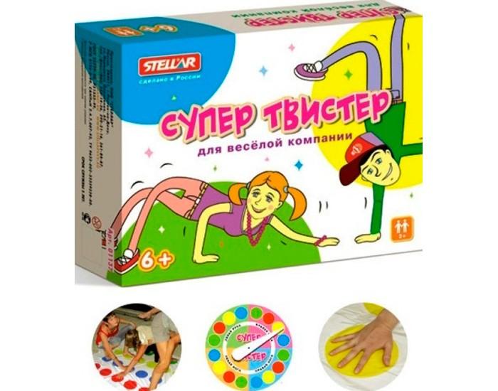 игровые коврики Игровые коврики Стеллар Супер Твистер